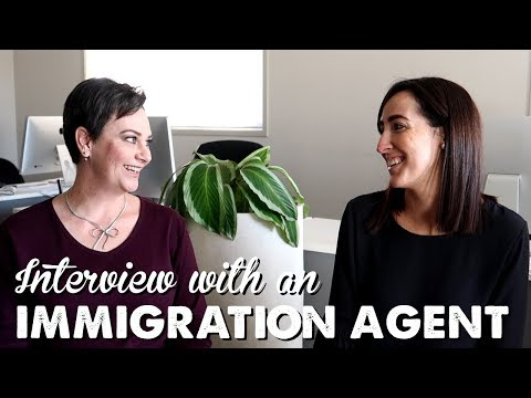 Interview With An Immigration Agent (subtitled) | A Thousand Words