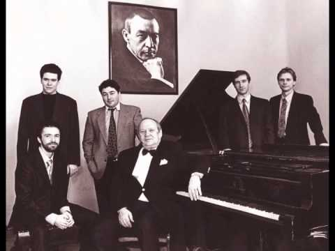 Sergei Dorensky plays Beethoven Piano Sonata no. 31, op. 110