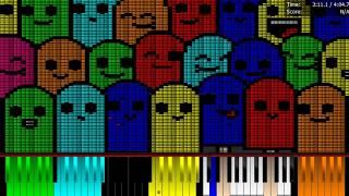 Dark MIDI - OMFG - EVERYBODY