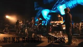 Portishead Live 2013.06.28 01 Silence