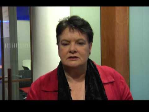 Sharon Burrow (ACTU, Australia & ITUC), Trade Union G20 Summit, London 31 March 2009