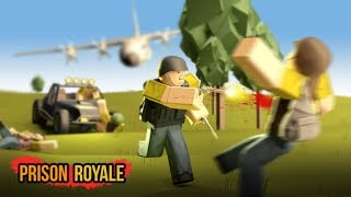 NO ONE WILL SURVIVE THIS WAR / Prýson Royale / Roblox watch / Roblox English