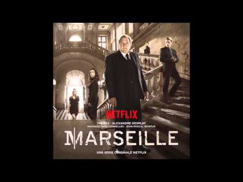 Marseille - Alexandre Desplat   - Soundtrack