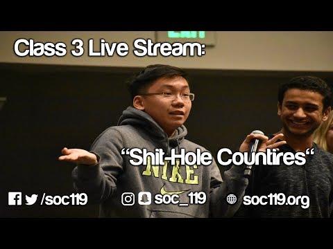 """Shithole Countries"" #SOC119"