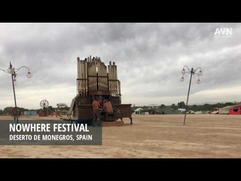 Harmonic and Organ at Nowhere Festival | All World News