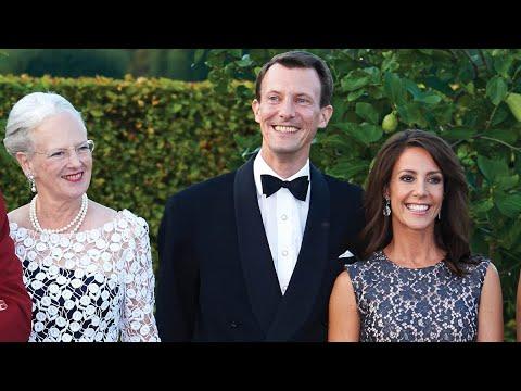 Prins Joachims 50-års fødselsdag: Se gæsterne ankomme