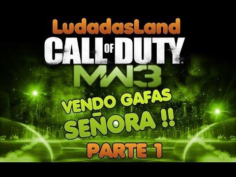 ◄[Call Of Duty MW3]► Vendo Gafas Señora ! [Parte1]