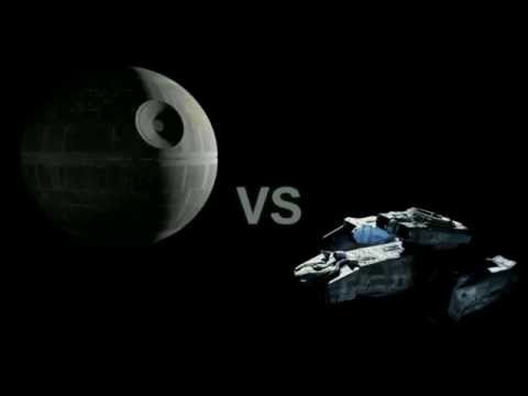 Death Star VS Nostromo Ambient Engine Noise For 12 Hours