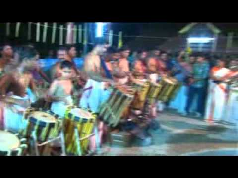 Panchari Melam,Chenda, Traditional orchestra, Rhythms of Kerala