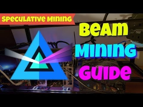 How to Mine Beam with gMiner