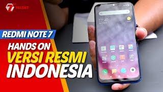 REDMI NOTE 7, Hands On versi Resmi Indonesia