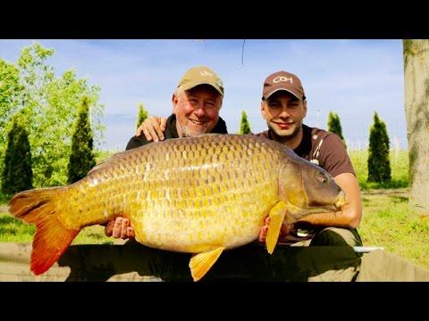 Steve Briggs Catch Carp Hungary - Paradise Lake