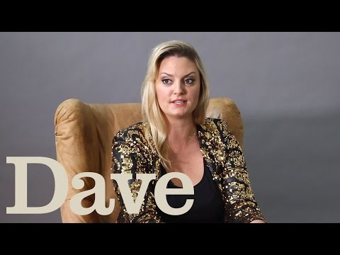 Morgana Robinson Interview | Crackanory | Dave