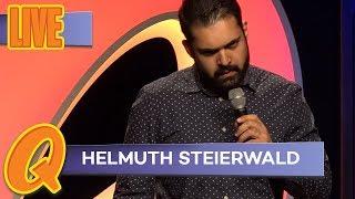 """Helmuth Steierwald: """"Scheisst euch nicht ein, ich kann Deutsch!"""""""