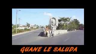 GUANE LE SALUDA DE OSVALDO LEZCANO