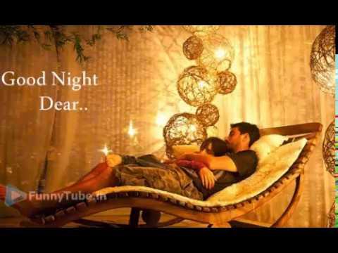 Romantic Hindi Good Night Wish Youtube