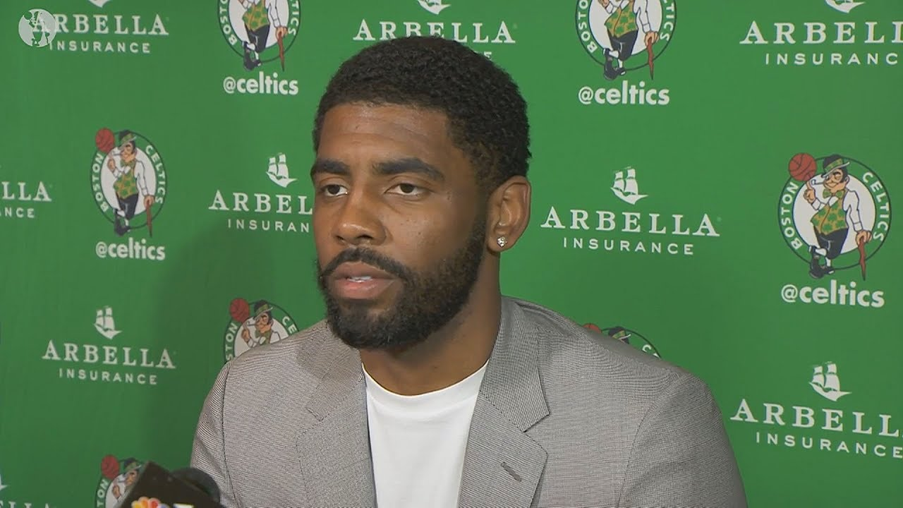 "Kyrie Irving Leaving Boston Celtics? Says ""Contract Extension Doesn't Make Any Sense!"""