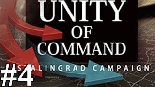 Stalingrad Germany Axis Brilliant | Unity of Command Campaign Lets Play Gameplay PC HD