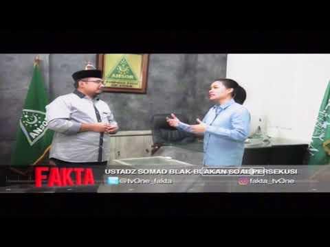 Ketua GP Ansor: Kalau UAS Sudah BERTOBAT dari Khilafah, Kita Tidak Akan Melarang Dakwahnya