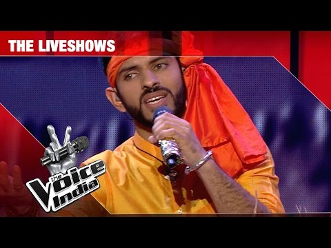 Niyam Kanungo - Mitwa | The Liveshows | The Voice India S2
