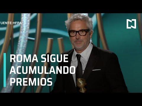 'Roma' de Alfonso Cuarón gana cuatro Critic's Choice Awards - Al Aire