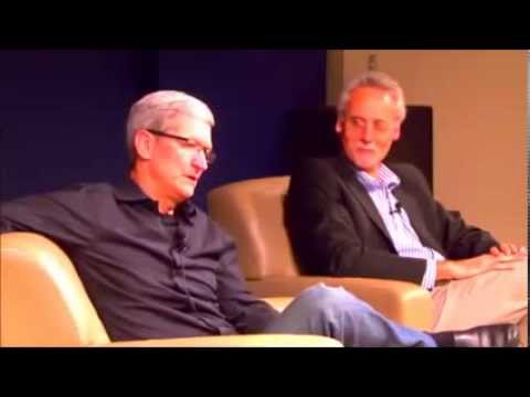 Tim Cook Interviews You've Never Seen