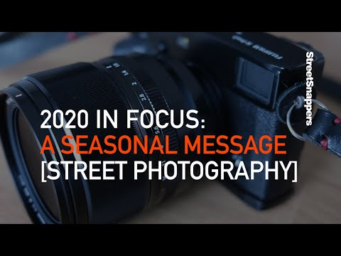 2020 in Focus - My Year as a Street Photographer