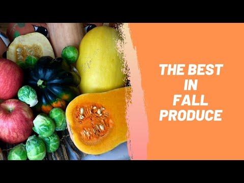 The Best in Fall Produce