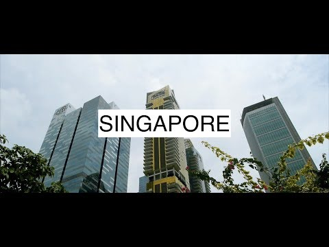 Singapore - THE SEARCH FOR FOOD