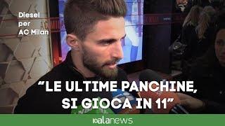 """Borini: """"Resto al Milan. Poco spazio? Si gioca in 11, resto non importa"""""""