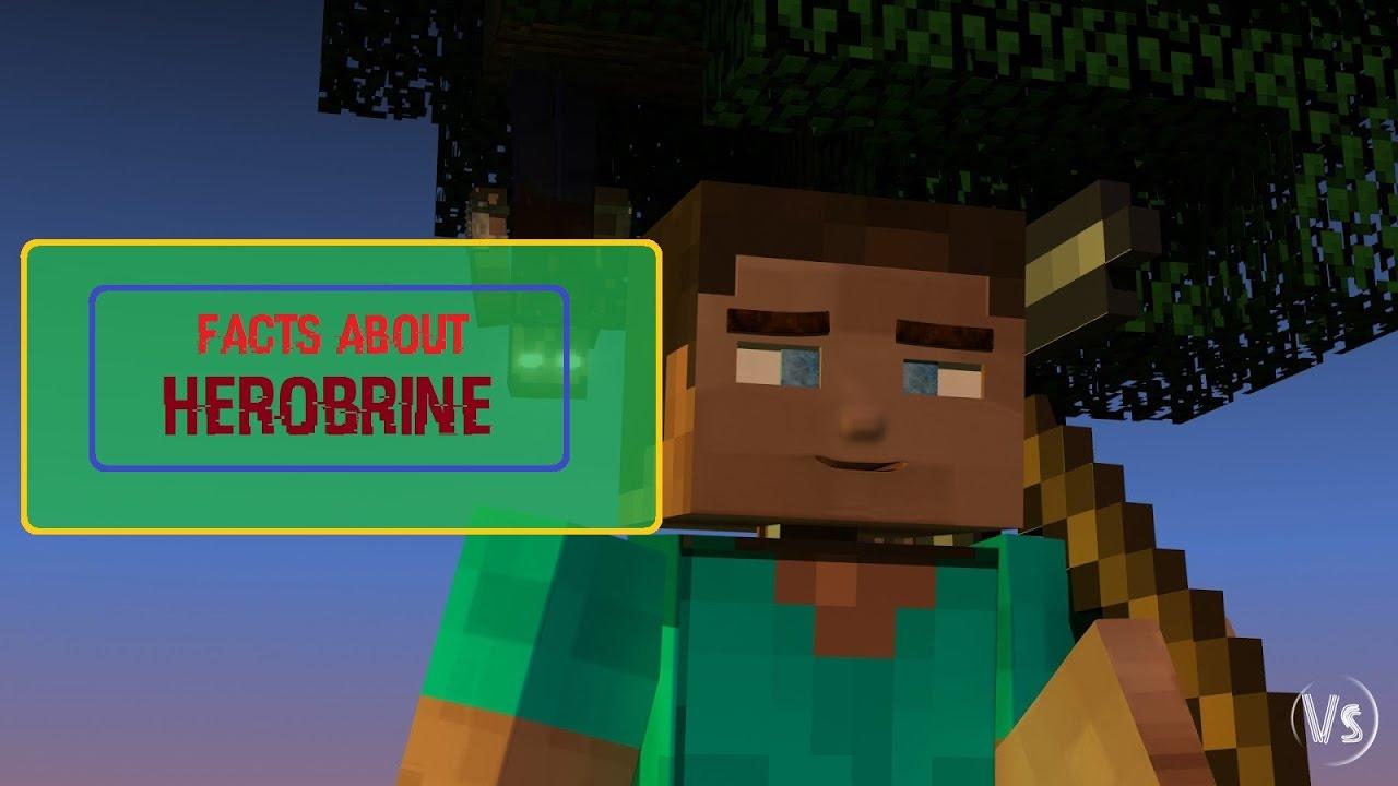 minecraft facts about herobrine