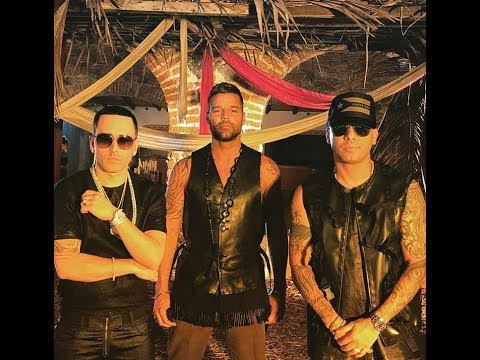 Fiebre | Behind The Scenes with Ricky Martin, Wisin y Yandel