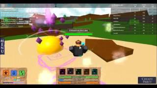 Terrain de bataille Roblox Elements