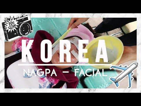 KOREA VLOG Day 2: NagpaFACIAL sa Korea ( PAMPAKINIS TALAGA ) #TheJKVlogs | Kris Lumagui