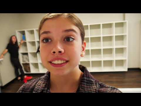 EXPRESSENZ VLOG A day in the life with NZ dance company dancer Adare Haas