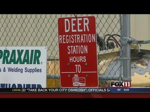 Rain doesn't dampen Youth Deer Hunt