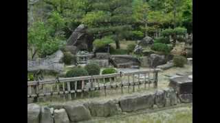 愛知県緑化センター 日本庭園見本.wmv