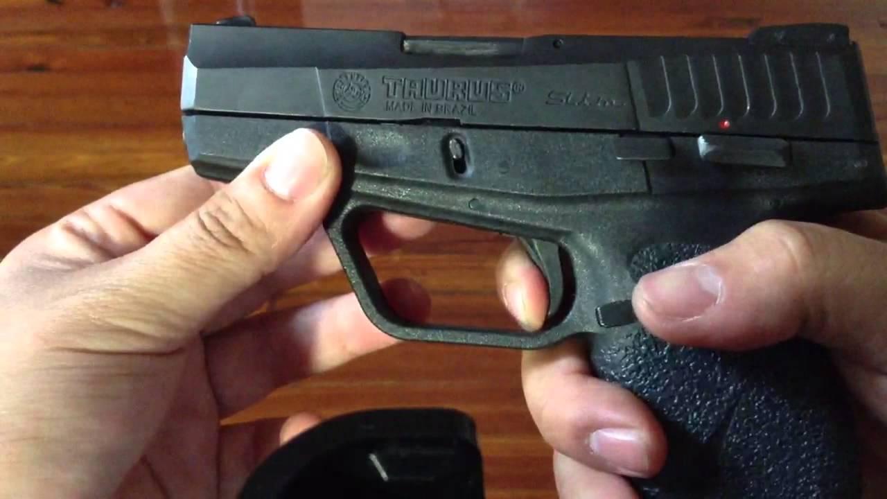709 slim 9mm pistol - 709 Slim 9mm Pistol 46