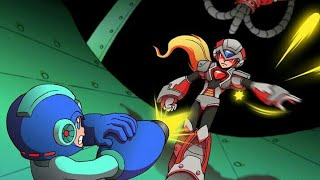 Megaman vs Zero - Megaman Unlimited Final
