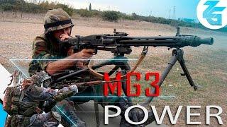 MG3: Só na rajada VIOLENTA (Nuossa que arma é ESSA)