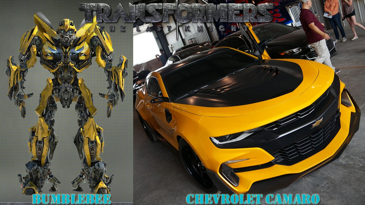 Transformers Cars: Transformers 5 Cars In Real Life