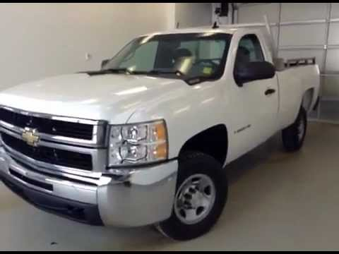 Used 2008 Chevrolet Silverado 2500HD 2WD Reg Cab - Stock #130067 For sale in Lethbridge - YouTube