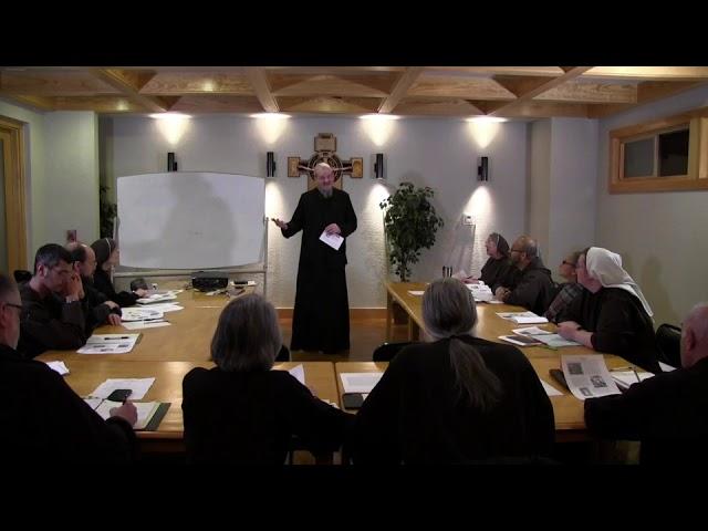 Fr John Behr LPH 2019 Advent Retreat 01 Encountering Christ