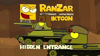 Tanktoon: Hidden Entrance. RanZar