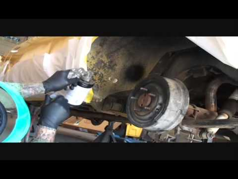 """How To Undercoat Your Car Or Truck For """"RUST PROTECTION"""""""