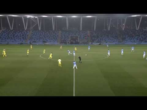 NEW YORK CITY F.C v ST MIRREN F.C  - ETIHAD - MANCHESTER 2015