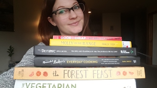 Favorite Vegetarian Cookbooks!