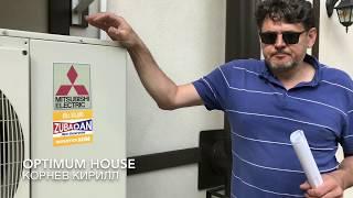 Тепловые насосы - введение в технологию на примере Mitsubishi Zubadan