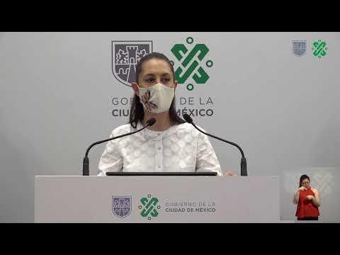 Videoconferencia de prensa 18/09/20