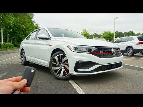 2019 Volkswagen Jetta GLI: Start Up, Walkaround, Test Drive and Review